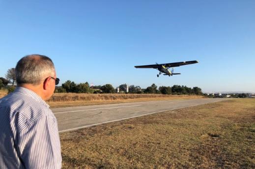Instrucao de voo